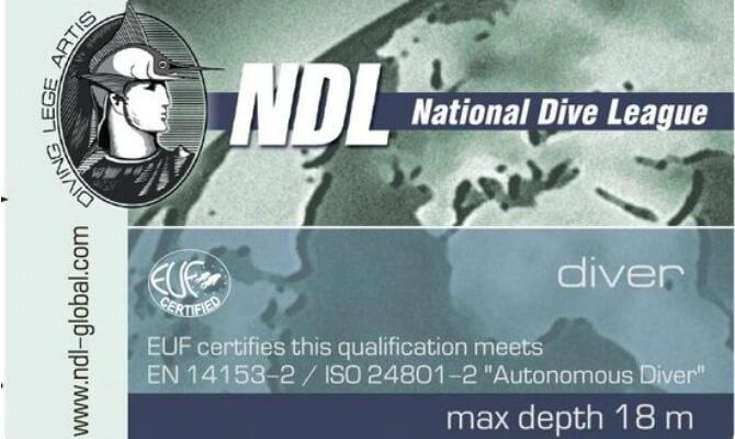 NDL Diver
