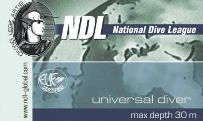 NDL Universal_Diver