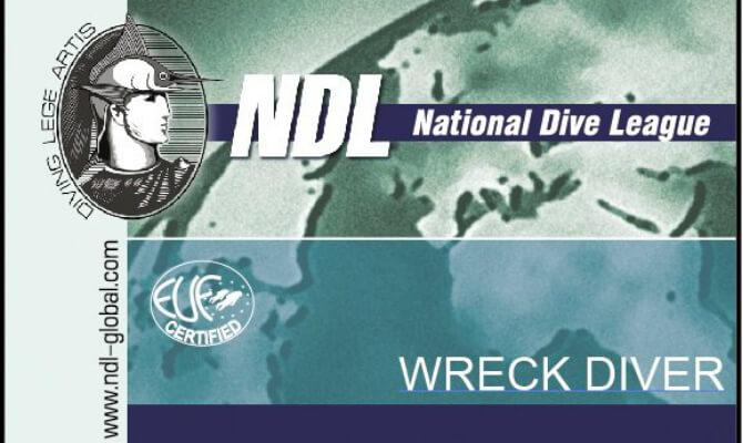 NDL - Wreck_Diver
