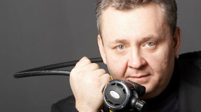 Курс-директор NDL Репин Борис. Фото