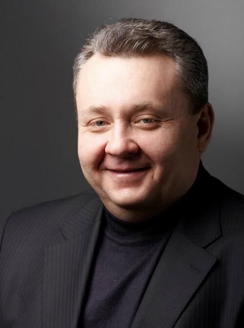 Инструктор NDL 3-го ранга Борис Репин. Официальное фото