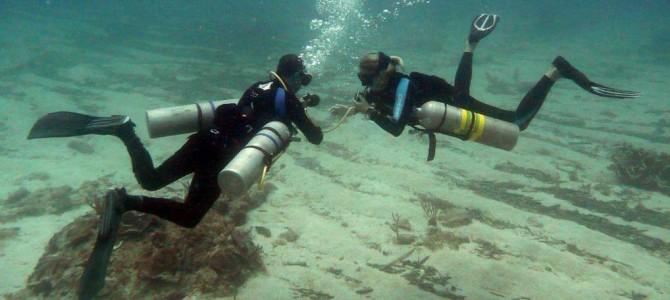 Курсы подводного буксировщика и сайдмаунт