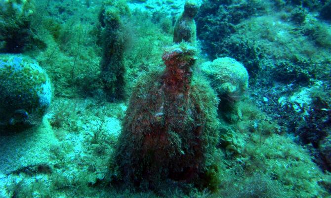 Тарханкут - первый в Советском Союзе подводный музей_4
