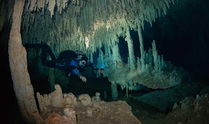 подводное плавание в Крыму