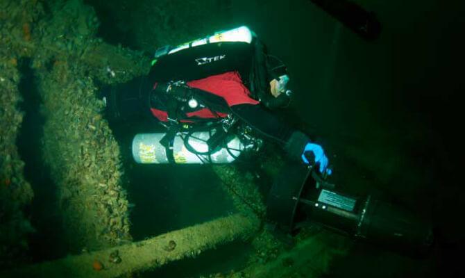 ТранспортВарна фото под водой