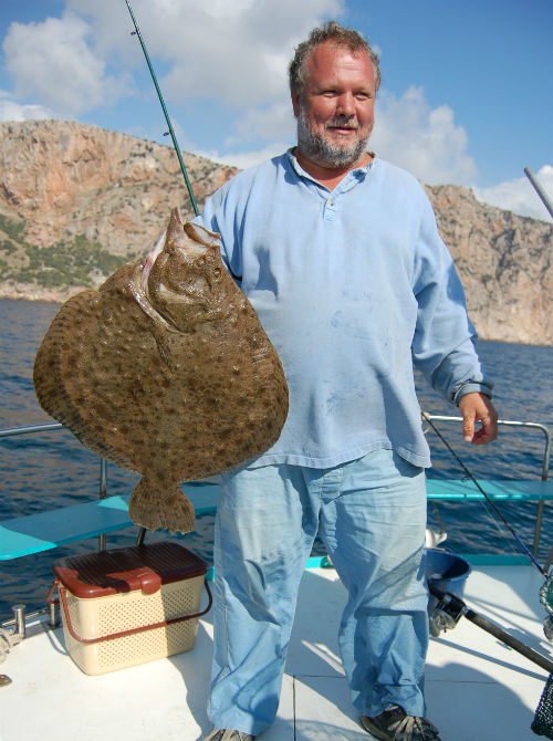 Рыбалка в Севастополе. Камбала