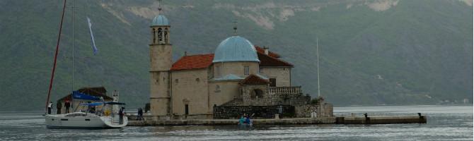 Яхтинг. Черногория