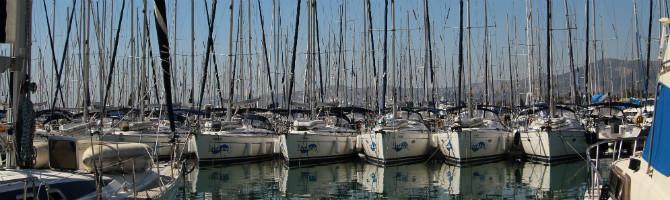Яхтинг. Хорватия