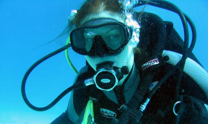 Обучение дайвингу приносит удовольствие под водой ФОТО