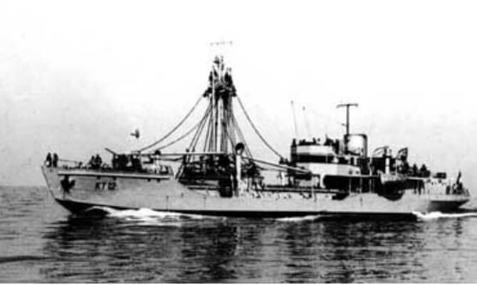Охотник UJ-102 - фото