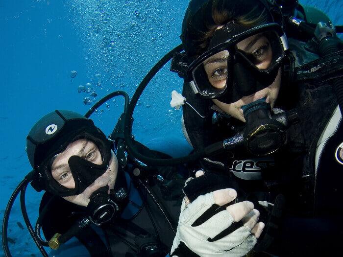 Обучение дайвингу (Diving Courses) NDL