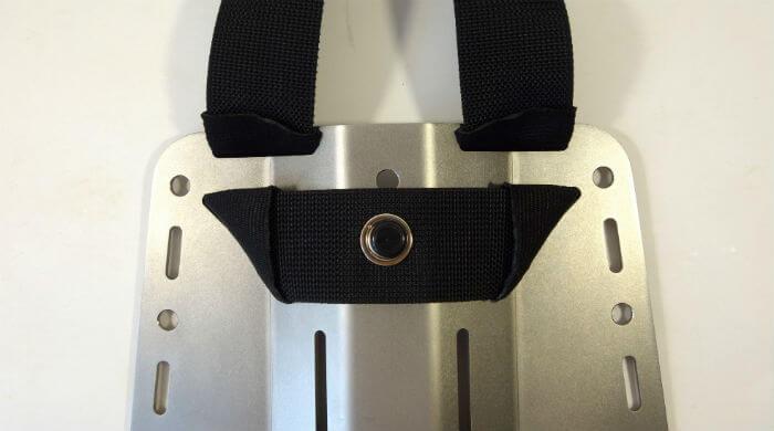 Последовательность сборки подвески Хогарта от Dive Rite. Фото 1