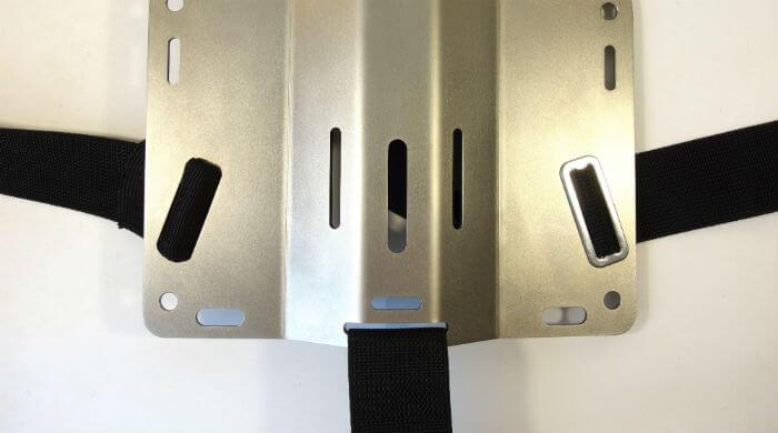 Последовательность сборки подвески Хогарта от Dive Rite. Фото 3