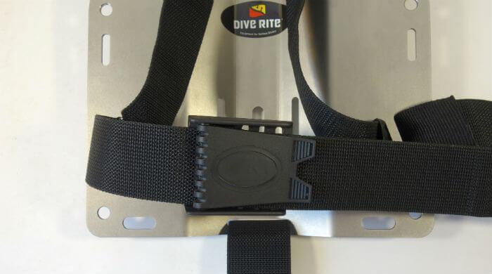 Последовательность сборки подвески от Dive Rite.  Фото 5
