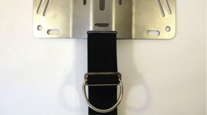Последовательность сборки подвески Хогарта от Dive Rite. Фото 7